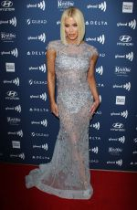 Gigi Gorgeous At 30th Annual GLAAD Media Awards in Beverly Hills