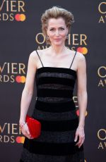 Gillian Anderson At 2019 Laurence Olivier Awards in London