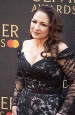 Gloria Estefan At The Olivier Awards 2019 with MasterCard at Royal Albert Hall in London