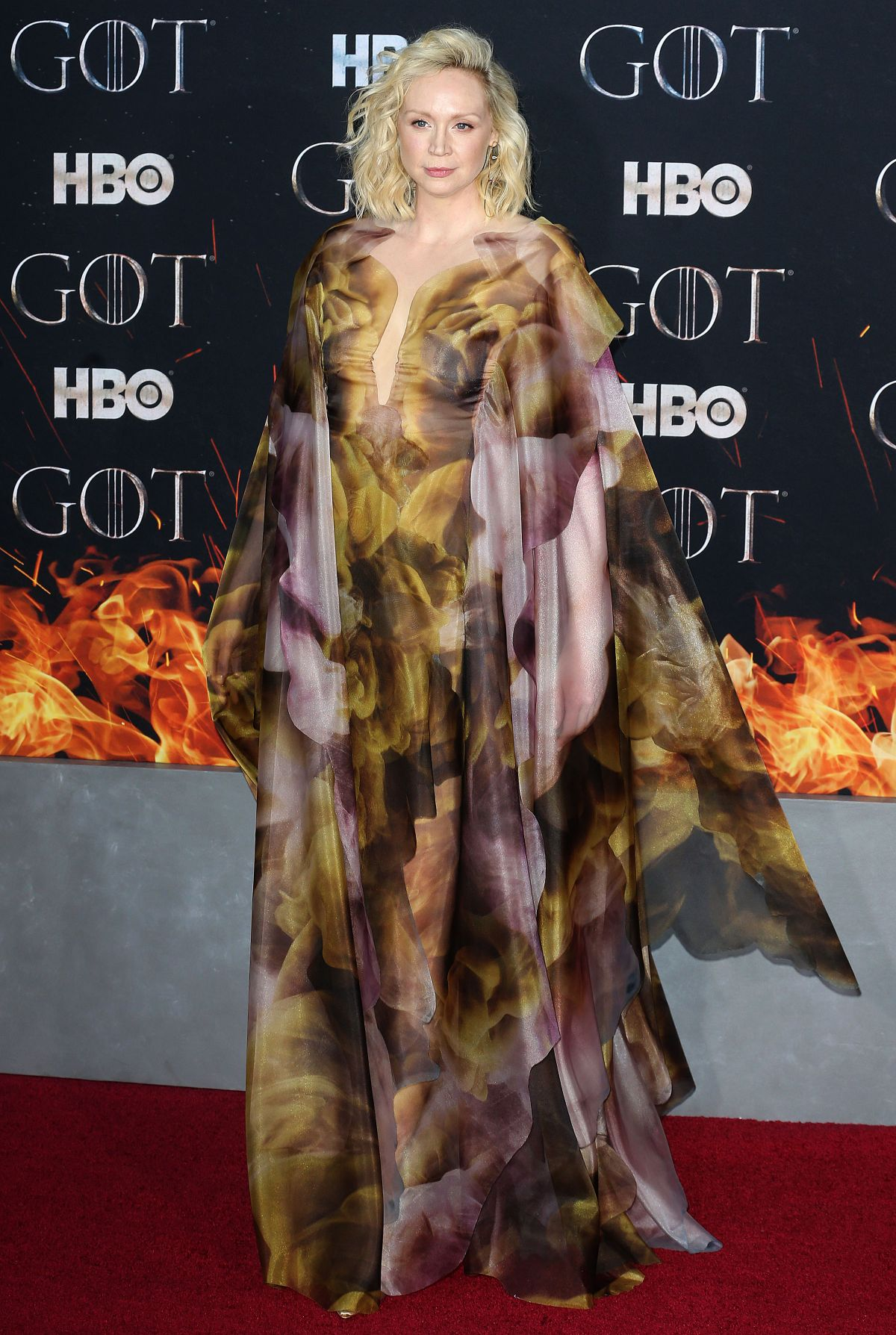 Gwendoline Christie Attends The Game Of Thrones Season 8