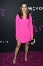 Hayley Orrantia At Teen Spirit Special Screening in Hollywood