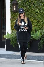 Heidi Klum Out in Beverly Hills