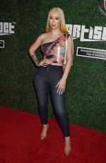 Iggy Azalea Attends the Swisher Sweets Awards in West Hollywood