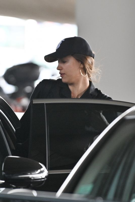 Irina Shayk Arrival at Charles de Gaule Airport in Paris