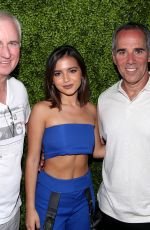 Isabela Moner At Republic Records Celebrates Their Class Of 2019 In Coachella Valley at Zenyara in Coachella