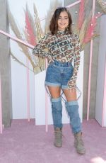 Isabela Moner At Revolve Party at Coachella Valley Music and Arts Festival in Indio