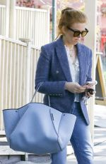 Isla Fisher Out shopping in West Hollywood