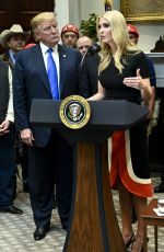 Ivanka Trump Remarks on US 5G deployment at the White House in Washington