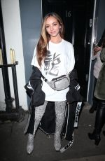 Jade Thirlwall Arrives at Alice Chater Birthday Party in London