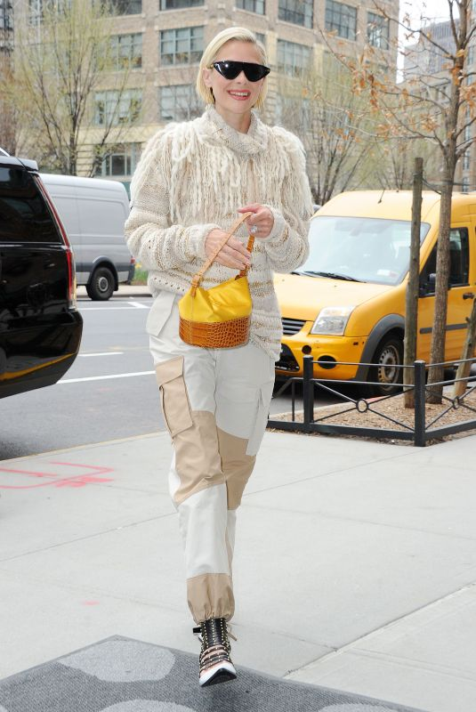 Jaime King Out in New York City