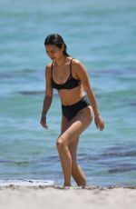 Jamie Chung At the beach in Miami