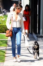 Jamie Chung Out in West Hollywood