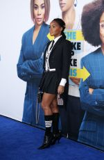 Janelle Monae At Premiere Of Universal Pictures