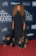 Janet Jackson At 2019 Rock and Roll Hall of Fame Induction Ceremony at Barclays Center in New York