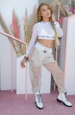 Jasmine Sanders At #REVOLVEfestival Day 2 - 2019 Coachella Valley Music and Arts Festival in Indio