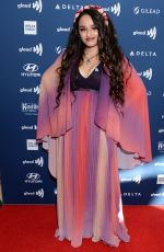 Jazz Jennings At 30th Annual GLAAD Media Awards in Beverly Hills