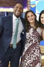 Jennifer Garner At Good Morning America in NYC