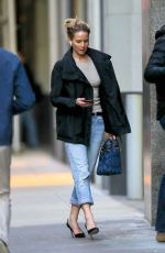 Jennifer Lawrence Out in New York City