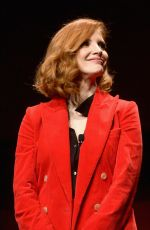 Jessica Chastain At CinemaCon 2019 in Las Vegas