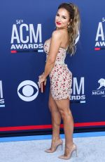 Jessie James Decker At 54th Annual ACM Awards at MGM Garden Arena in Las Vegas