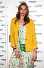 Jodie Kidd Attends the Store Launch of Essentiel Antwerp in London