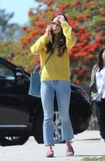 Jordana Brewster Out in LA