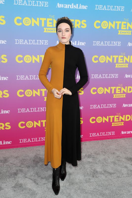 Julia Garner At Deadline Contenders Emmy Event, Paramount Theatre, Los Angeles