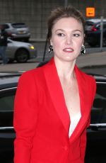 Julia Stiles Outside The Hollywood Reporter