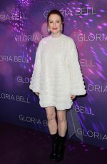 Julianne Moore At Gloria Bell premiere at the Gaumont Capucines cinema in Paris