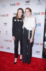 Julianne Moore At TIME 100 Gala in NYC