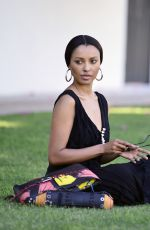Kat Graham At Coachella Valley Music and Arts Festival (Weekend 2) in Indio