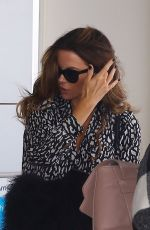 Kate Beckinsale Leaving the Ritz Carlton and at JFK Airport in NYC