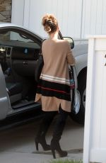 Kate Beckinsale Out after a gym session in Los Angeles