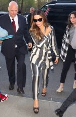 Kate Beckinsale Returning to her hotel in NYC