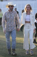 Kate Bosworth and her love at Coachella