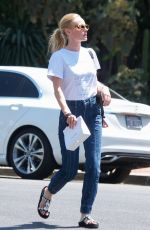 Kate Bosworth Leaving Violet Grey Cosmetics in West Hollywood