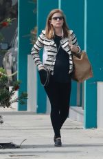 Kate Mara On a stroll while shopping in Los Angeles