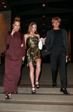 Kate Moss and Lila Grace Moss At Marc Jacobs Wedding Reception in New York