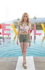 Katherine McNamara At Revolve Party, Coachella Valley Music and Arts Festival, Weekend 1, Day 2, La Quinta