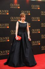 Katherine Parkinson At The Olivier Awards 2019 with MasterCard at Royal Albert Hall in London