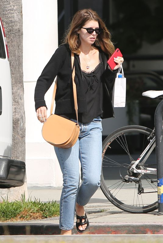 Katherine Schwarzenegger Out and about in Los Angeles