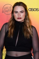 Kathryn Gallagher At ASOS celebrates partnership with Life Is Beautiful at No Name in LA