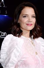 Katie Holmes At The State of the Industry/ Past, Present and Future STX films at CinemaCon in Las Vegas