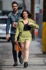 Katie Stevens Outside