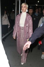 Katy Perry Leaves the Broadway show