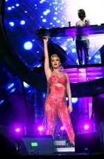 Katy Perry On stage at the Coachella Valley Music And Arts Festival in Indio