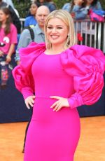 Kelly Clarkson At STX Films World Premiere of