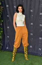 Kendall Jenner At the Moon Oral Care Launch Party in LA
