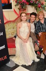 Kiernan Shipka At a screening of the Chilling Adventures of Sabrina: Part 2 in NYC
