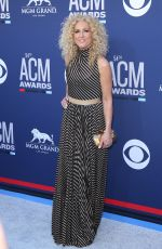 Kimberly Schlapman At 54th Academy of Country Music Awards at MGM Grand Garden Arena in Las Vegas